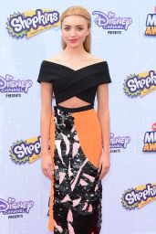 Peyton List – 2015 Radio Disney Music Awards in Los Angeles