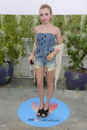 Peyton Roi List – H&M Loves Coachella Party in Palm Springs, April 2015
