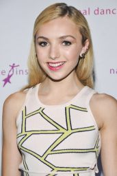 Peyton Roi List - National Dance Institute 2015 Gala in New York City