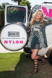 Peyton Roi List - NYLON Sunday Funday, April 2015