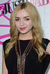 Peyton Roi List Style - JustFab Ready-To-Wear Launch Party Hollywood