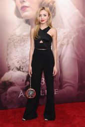 Peyton Roi List - The Age Of Adaline Premiere in New York City