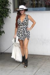 Phoebe Price Style - Out in Los Angeles, April 2015