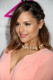 Pia Toscano - JustFab Ready-To-Wear Launch Party Hollywood, April 2015