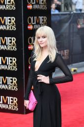 Pixie Lott – 2015 Olivier Awards in London