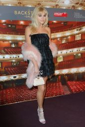Pixie Lott - Naked Heart Foundation Backstage Gala in London, April 2015