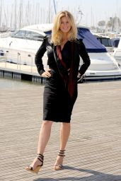Rachel Hunter - Photocall for Rachel