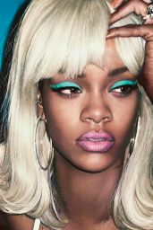 Rihanna - V-Magazine V95 Summer 2015 Issue