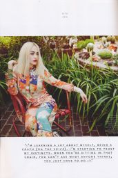 Rita Ora - Instyle Magazine (UK) April 2015 Issue