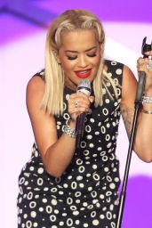 Rita Ora Performs at 2015 Race To Erase MS Event in Century City