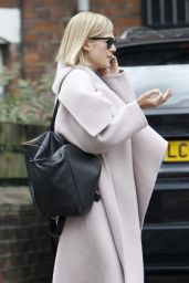 Rosamund Pike - Spotted out in London, April 2015