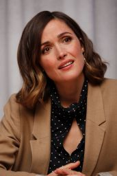 Rose Byrne at Spy Press Conference in Las Vegas