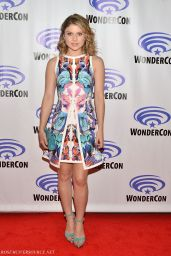 Rose McIver - iZombie Press Line at WonderCon in Anaheim