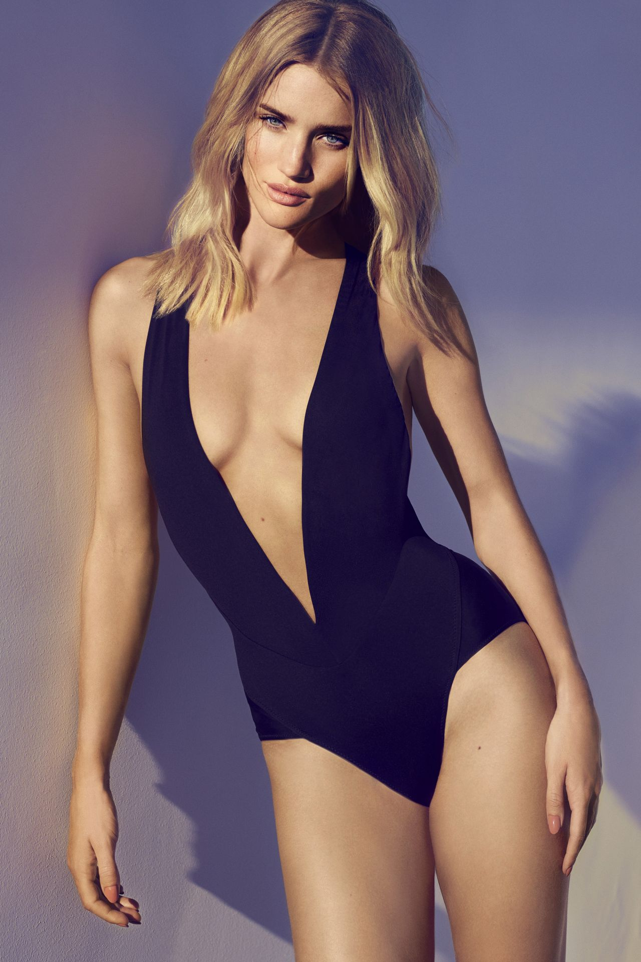Rosie Huntington-Whiteley – Harper's Bazaar Magazine May 2015 ...