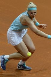 Sabine Lisicki – 2015 Porsche Tennis Grand Prix in Stuttgart – Day 3