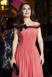Salma Hayek - 2015 Woman Magazine Awards in Madrid