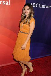 Sandra Vergara - 2015 NBCUniversal Summer Press Day in Pasadena
