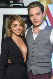 Sarah Hyland at British Subjects Rock Photography Exhibition In Los Angeles