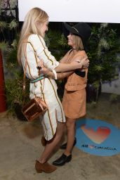 Sarah Hyland – H&M Loves Coachella Party in Palm Springs, April 2015