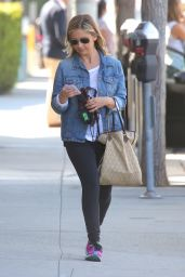 Sarah Michelle Gellar - Out in Santa Monica, April 2015
