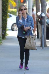 Sarah Michelle Gellar - Out in Santa Monica, April 2015