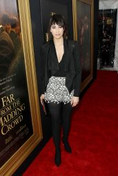 Sarah Silverman - Far From The Madding Crowd Premiere in New York City