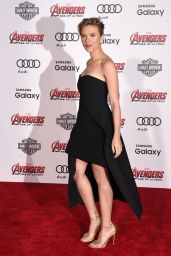 Scarlett Johansson – Avengers: Age Of Ultron Premiere in Hollywood