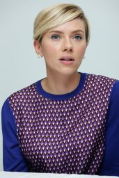 Scarlett Johansson - Avengers: Age Of Ultron Press Conference in Burbank