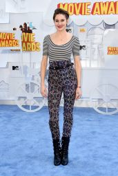 Shailene Woodley – 2015 MTV Movie Awards in Los Angeles