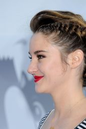 Shailene Woodley – 2015 MTV Movie Awards in Los Angeles