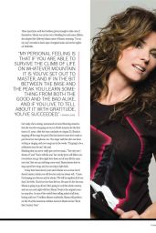 Shania Twain - THINK Magazine April 2015 Issue