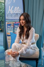 Shay Mitchell - Palm Breeze Launch in Santa Monica, April 2015