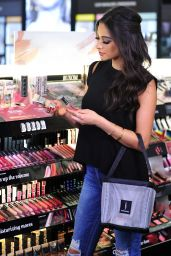Shay Mitchell Shopping at Sephora in Los Angeles, March 2015