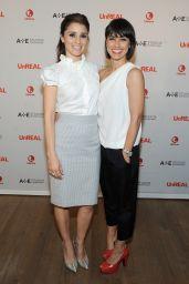 Shiri Appleby – UnREAL International Press Event in NYC, April 2015