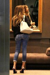 Sofia Vergara Booty in Jeans - Out in Los Angeles, April 2015