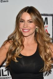 Sofia Vergara - Major League Live reading at LACMA in Los Angeles, April 2015