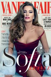 Sofia Vergara - Vanity Fair Magazine May 2015 Cover