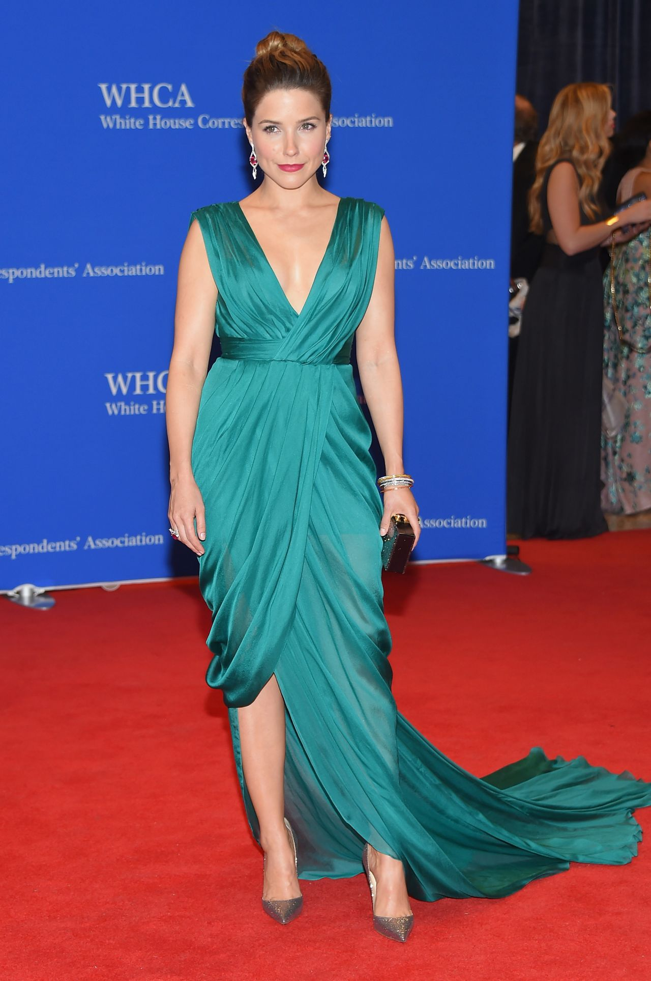 Sophia bush 2015 white house correspondents dinner in Sophia house