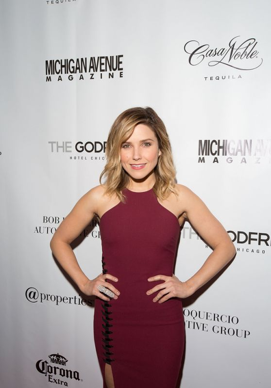 Sophia Bush - Michigan Avenue Magazine