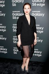 Sophia Bush - Samsung The Galaxy S6 and Galaxy S6 Edge Launch in New York City