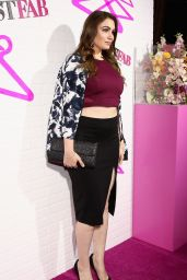 Sophie Simmons - JustFab Ready-To-Wear Launch Party Hollywood, April 2015