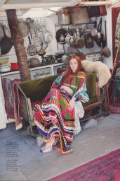 Sophie Turner - Instyle Magazine (UK) April 2015 Issue