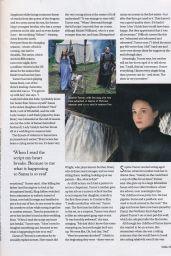 Sophie Turner - Stella Magazine April 12th 2015 Issue