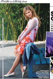 Stefanie Scott - Photoshoot for Teen Vogue Magazine April 2015
