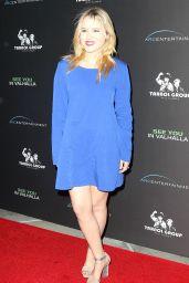 Taylor Spreitler - See You In Valhalla Premiere in Hollywood