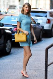 Taylor Swift - Out in Tribeca, New York City, April 2015