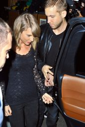 Taylor Swift Style - at a Club in West Hollywood, April 2015