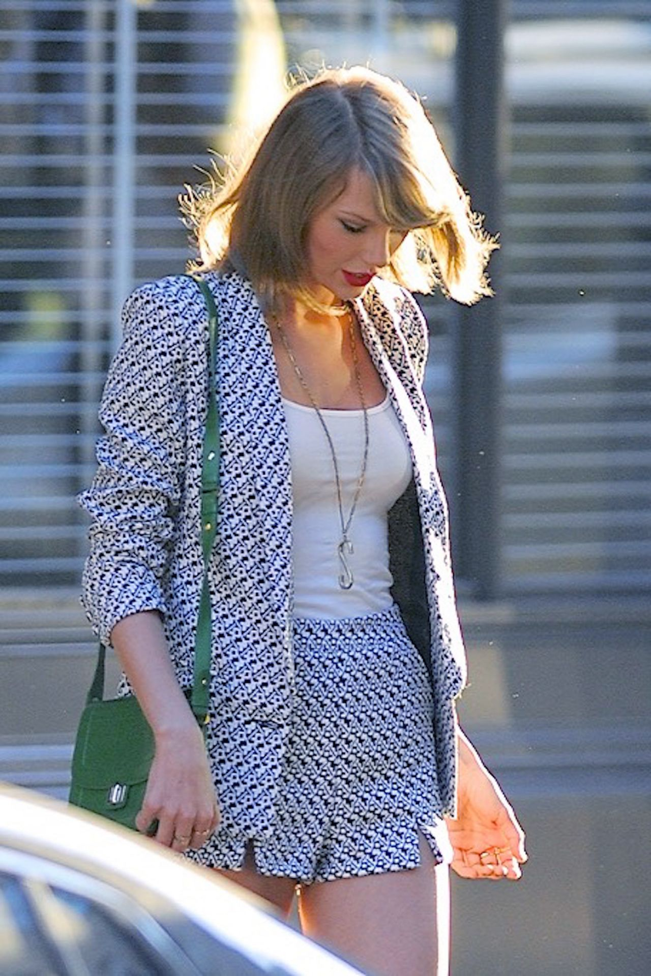 Taylor Swift Style Out In Nyc April 2015