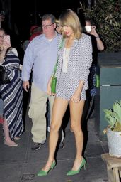 Taylor Swift Style - Out in NYC - April 2015