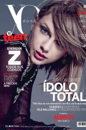 Taylor Swift - Yo Dona Magazine (Spain) April 18, 2015